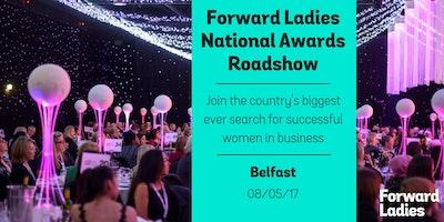 Forward Ladies National Awards Roadshow to Belfast