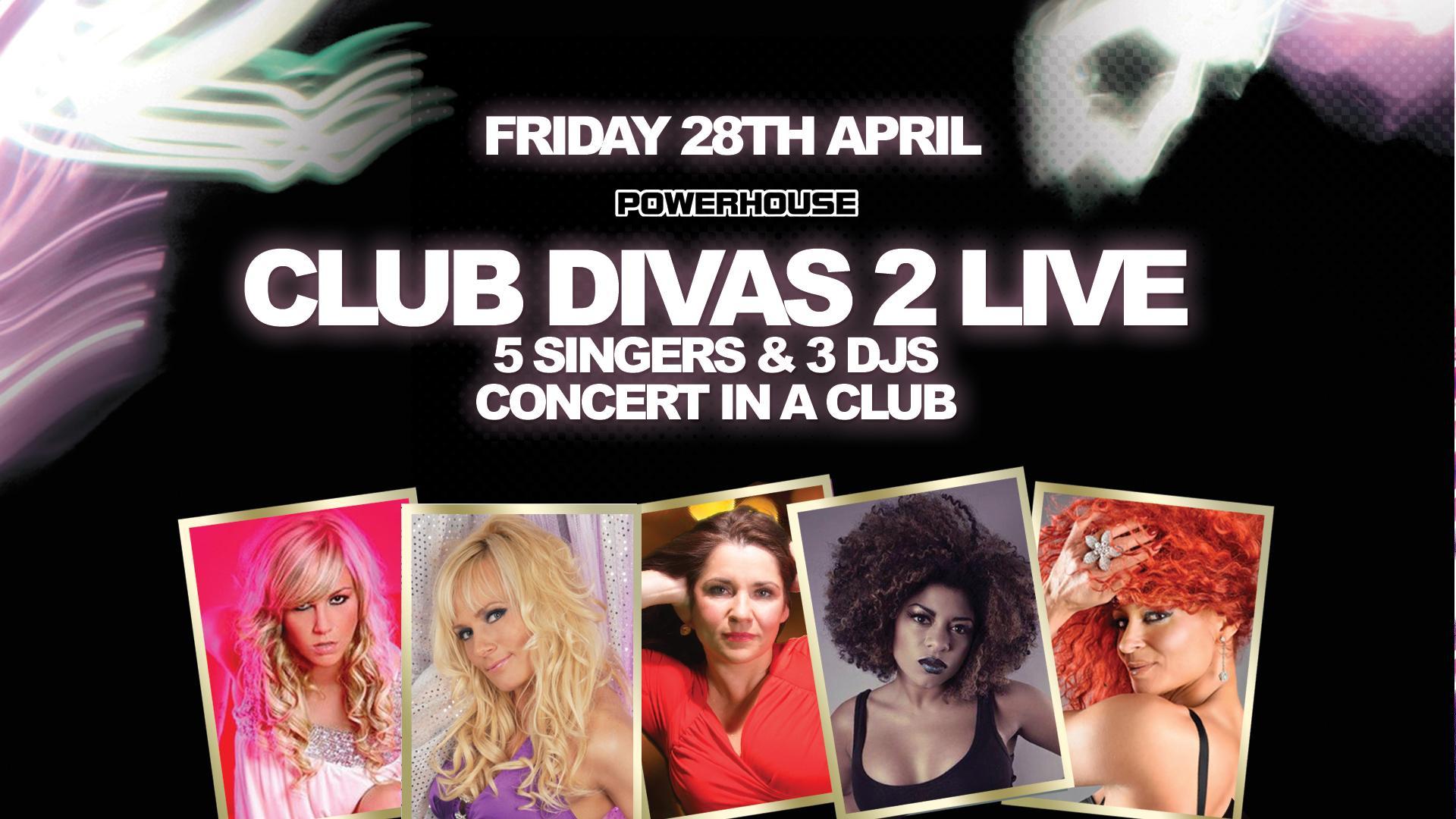 Club Divas 2 Live