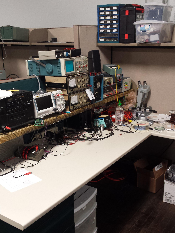 Electronics Workbench Orientation