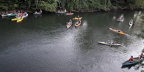 CANCELED until further notice Guided Paddle Tour  tickets