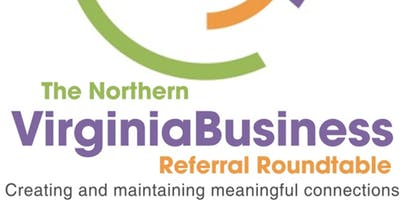 Northern Virginia Business Referral Roundtable Networking Breakfast Alexandria Chapter
