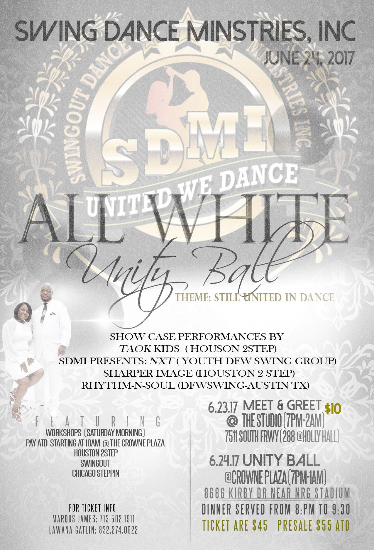 9th Annual All White Unity Ball 2017. 9th Annual All White Unity Ball 2017