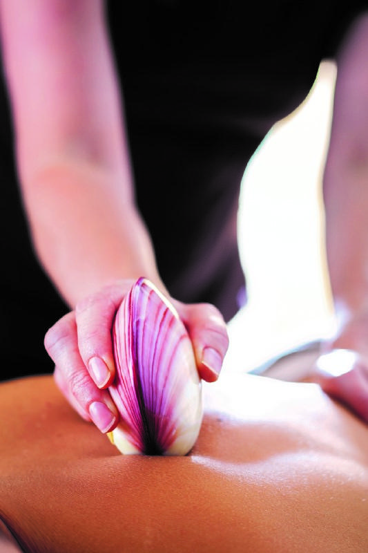 1 Day Course: Lava Shells Relax Massage Cours