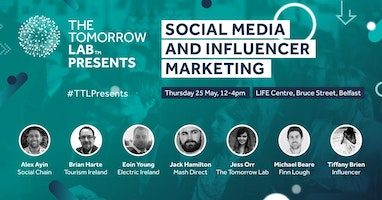 The Tomorrow Lab Presents - Social Media & Influencer Marketing