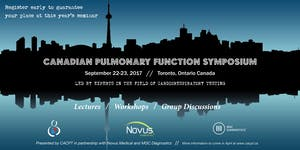 Pulmonary Function Testing Symposium 2017