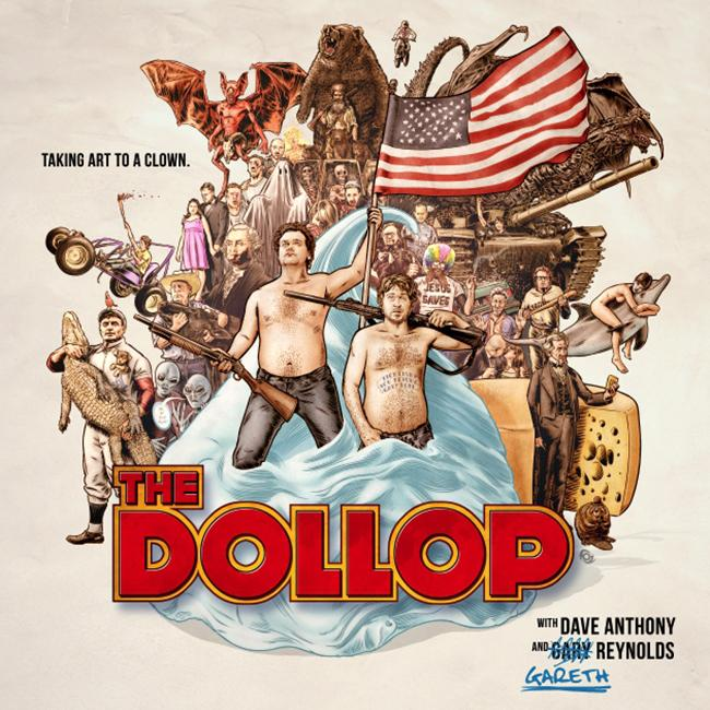 The Dollop (LATE SHOW)