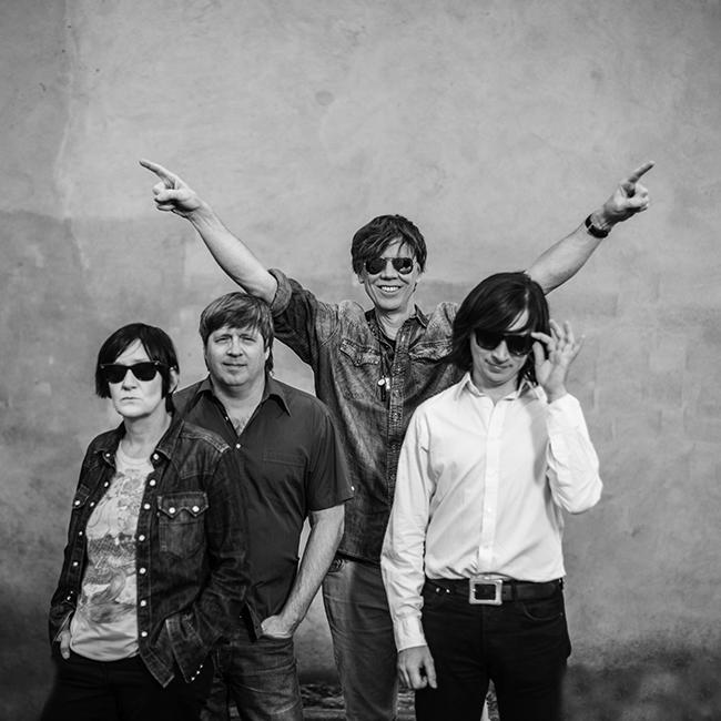 THE THURSTON MOORE GROUP