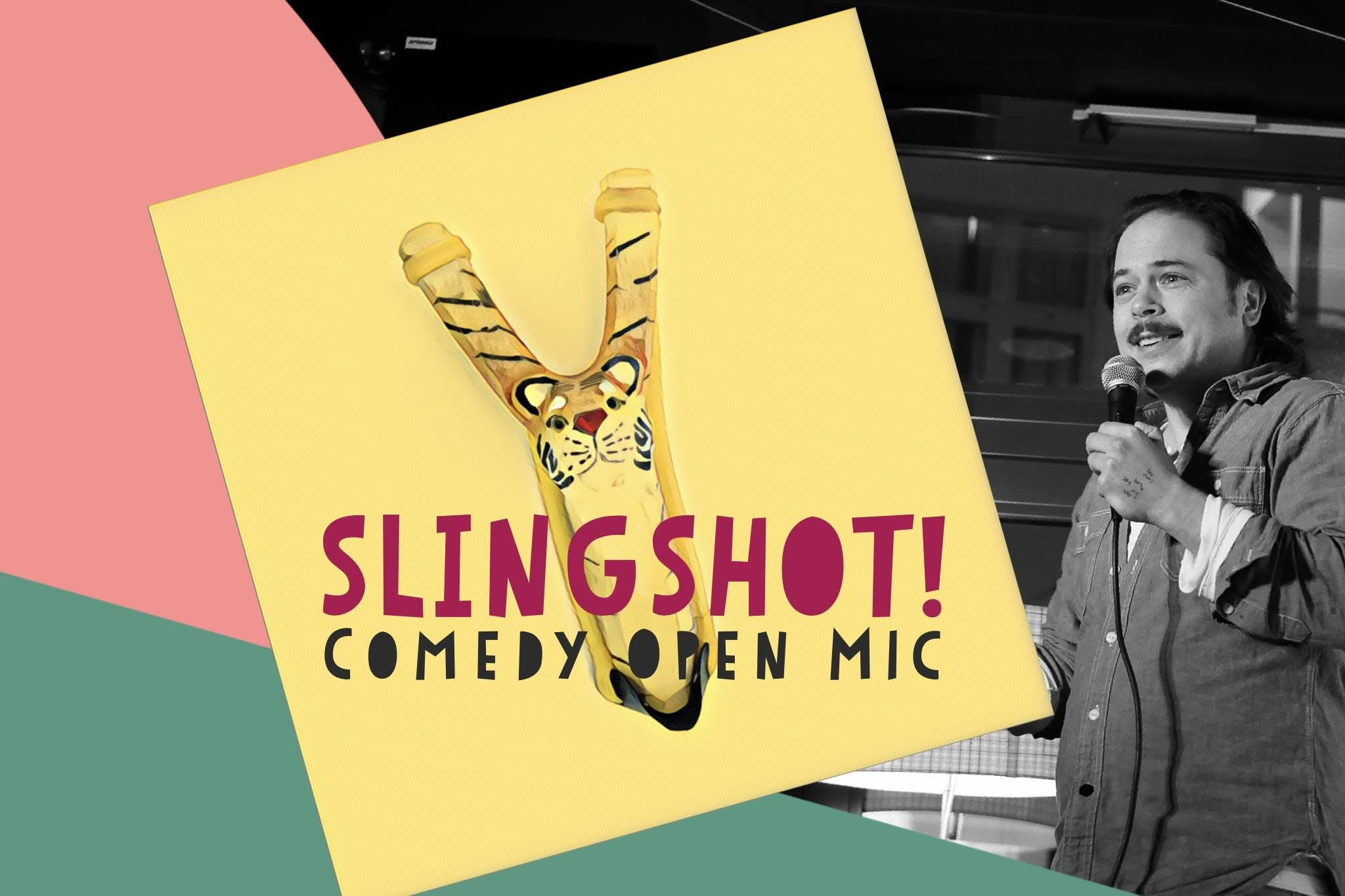 SLINGSHOT! Stand Up Comedy