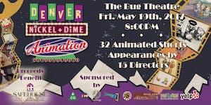 Denver Nickel + Dime Animation Extravaganza