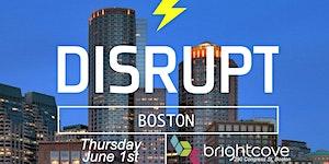 DisruptHR-Boston at Brightcove Headquarters