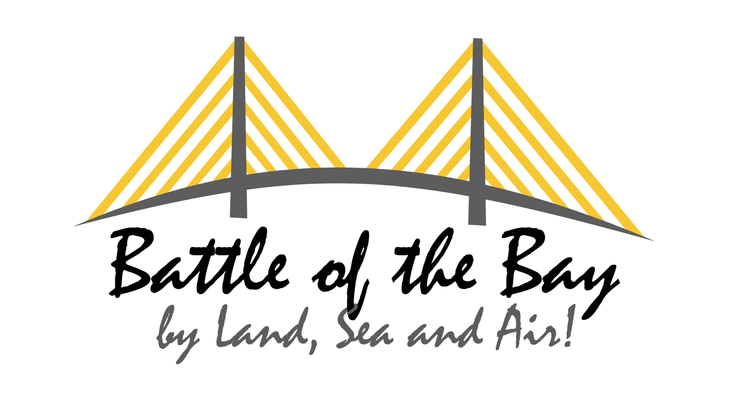 BATTLE OF THE BAY by Land, Sea and Air!
