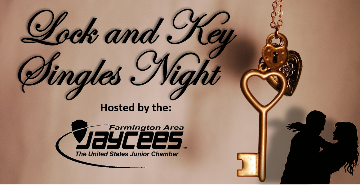 Lock & Key Party (Ages 21-35). Lock & Key Party (Ages 21-35)