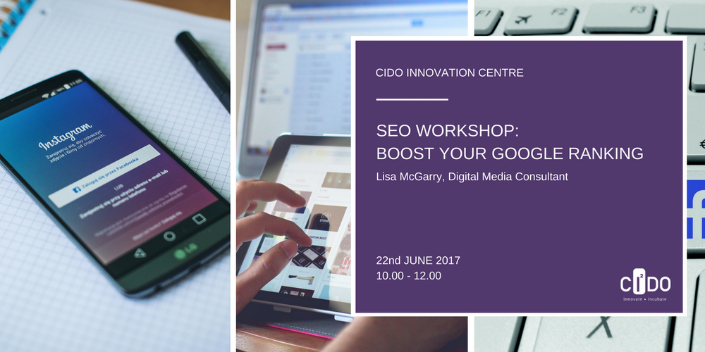 SEO Workshop: Boost Your Google Ranking