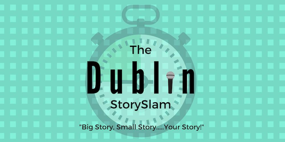 Image result for The Dublin Story Slam