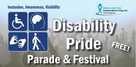 Disability Pride Parade and Festival