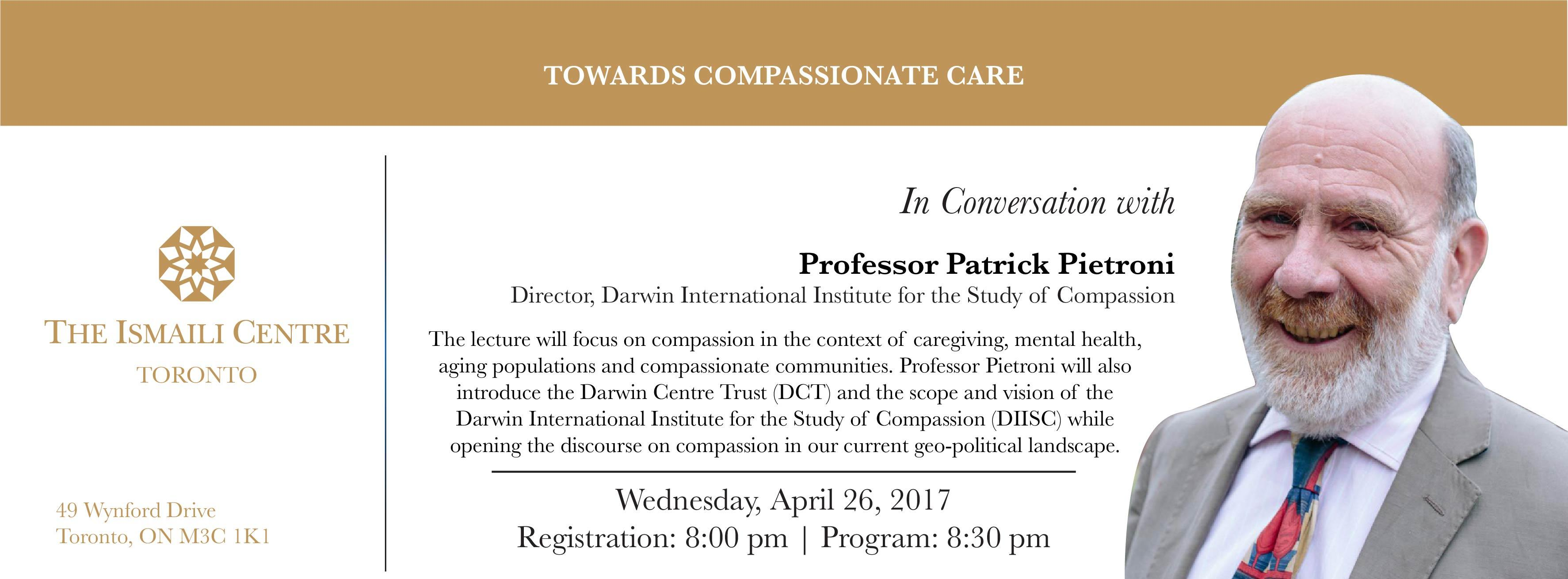 Towards Compassionate Care