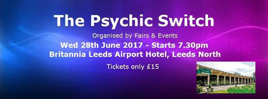 Psychic Switch - Leeds North