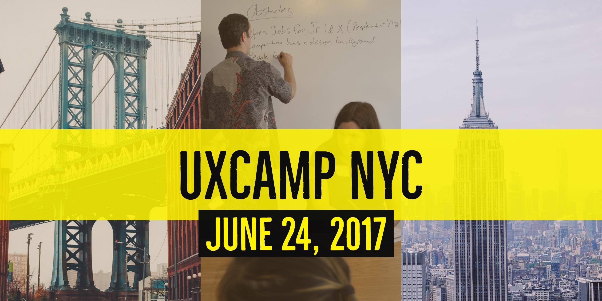 UXCamp NYC 2017