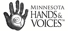 Minnesota Hands & Voices at Lifetrack logo