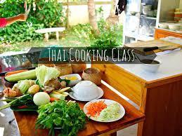 Thai cooking class & massage