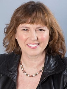 Liz Hart MA, AAMET Accredited EFT Master Trainer logo