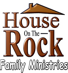 House on the Rock Family Ministries logo