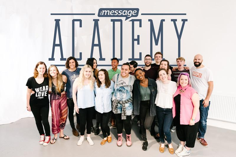 Message Academy Commissioning 2017