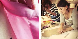 Workshop In Sustainable Fashion Principles: Sew A Zero...