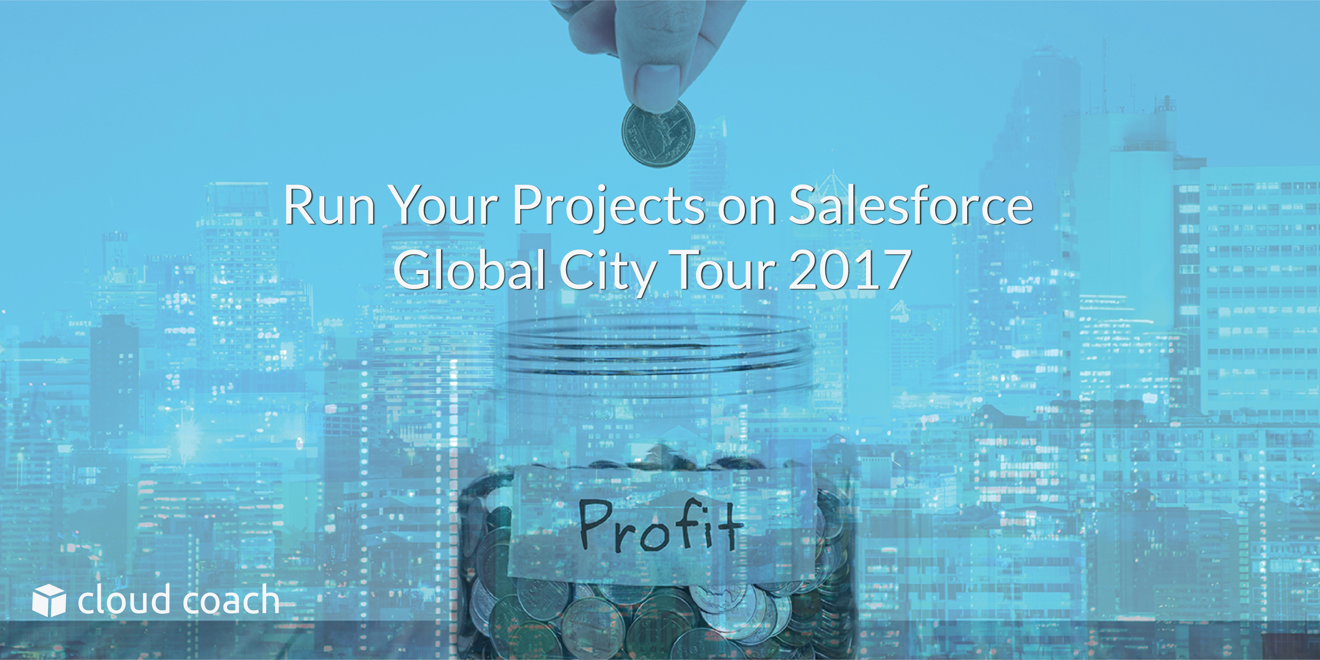 Run Your Projects on Salesforce - Chicago