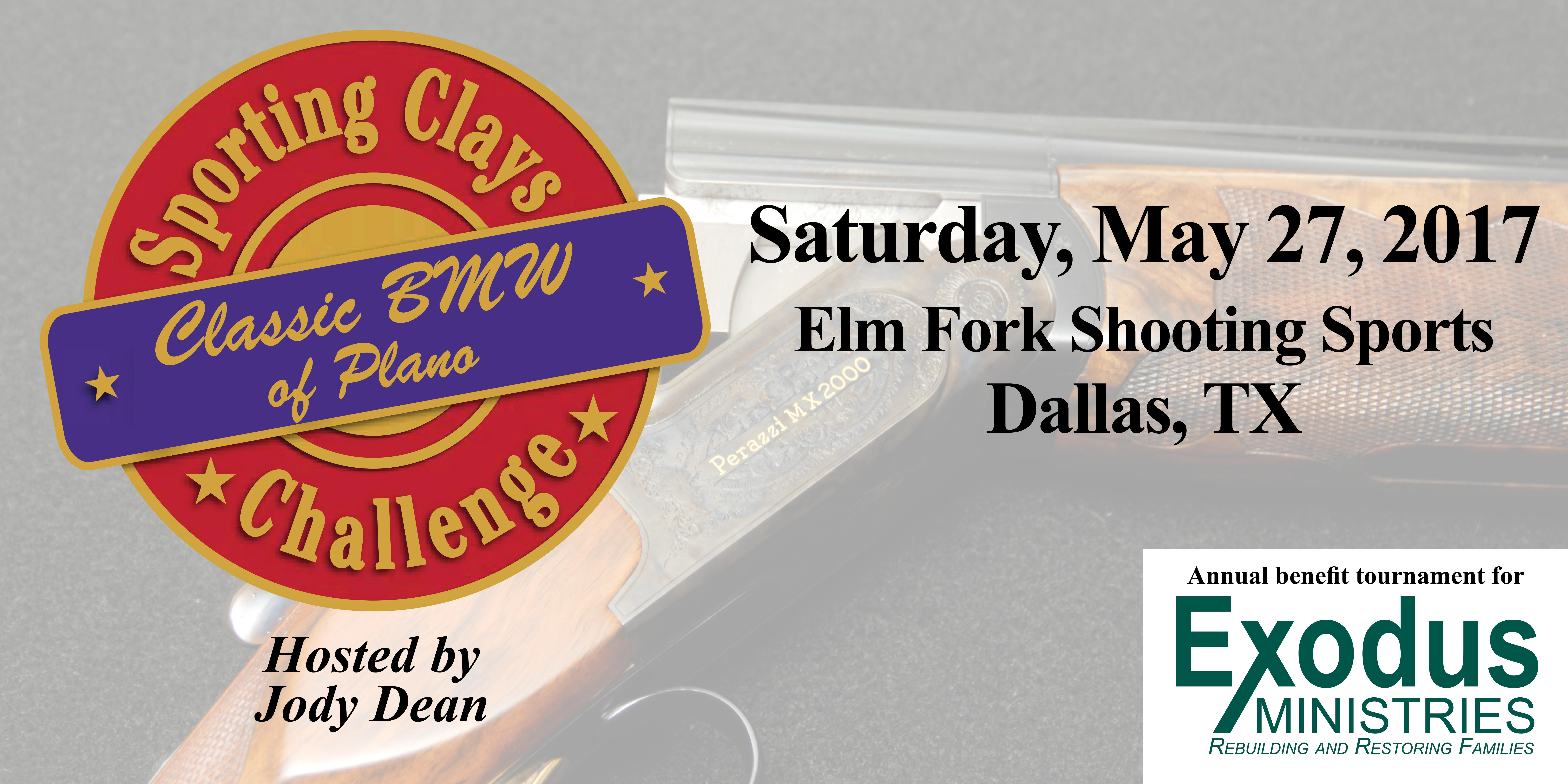 Classic BMW of Plano Sporting Clays Challenge  Elm Fork Shooting
