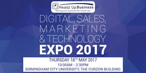 Digital, Sales, Marketing & Technology Expo 2017 -...