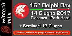 Delphi Day 2017 + Seminari