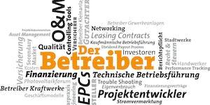 Die PV-Betreiberkonferenz in Deutschland 2017