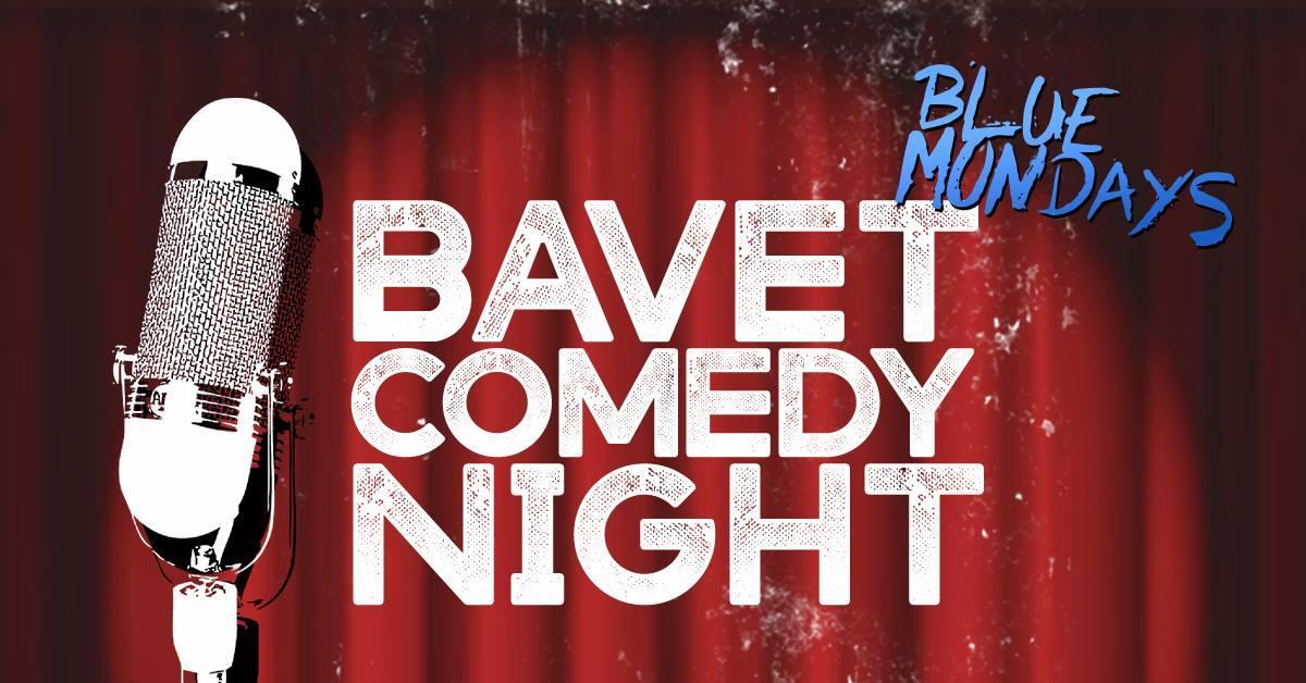 Bavet Comedy Night: Blue Mondays presents Dries Heyneman