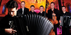 The London Tango Quintet in concert at the Round Chapel