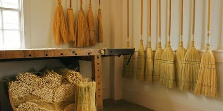 Shaker Broom Making - SOLD OUT tickets