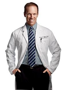 Dr. Jordan Metzl  logo