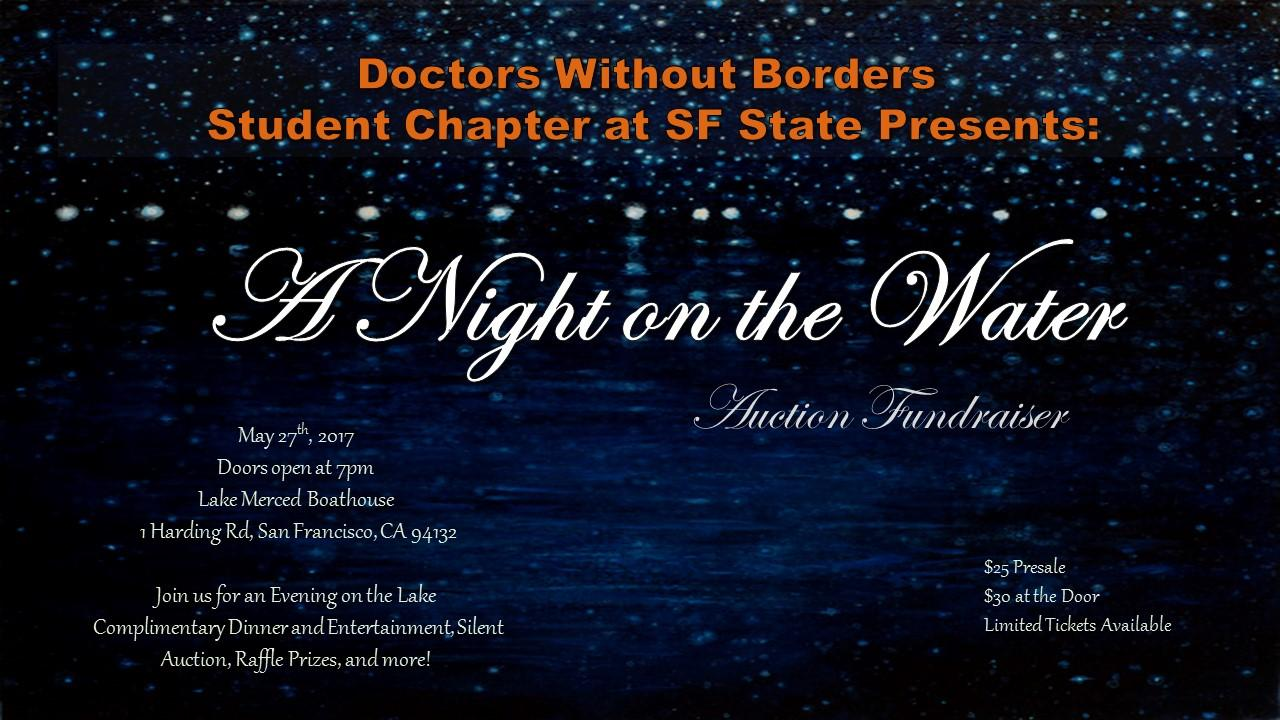 Doctor Without Borders Student Chapter Fundra