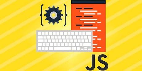 JavaScript Training tickets