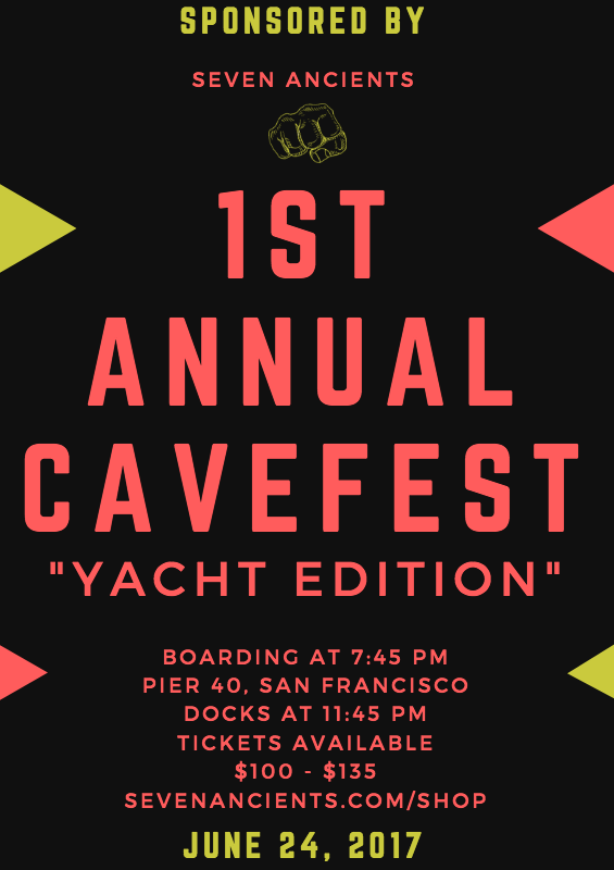 Cavefest: Yacht Edition