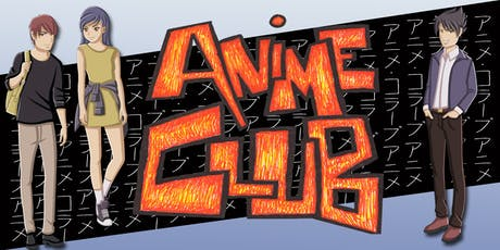 Anime Club (11-17 years) - Caboolture Library tickets