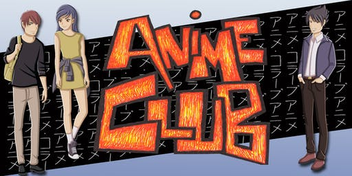Anime Club (11-17 years) - Caboolture Library