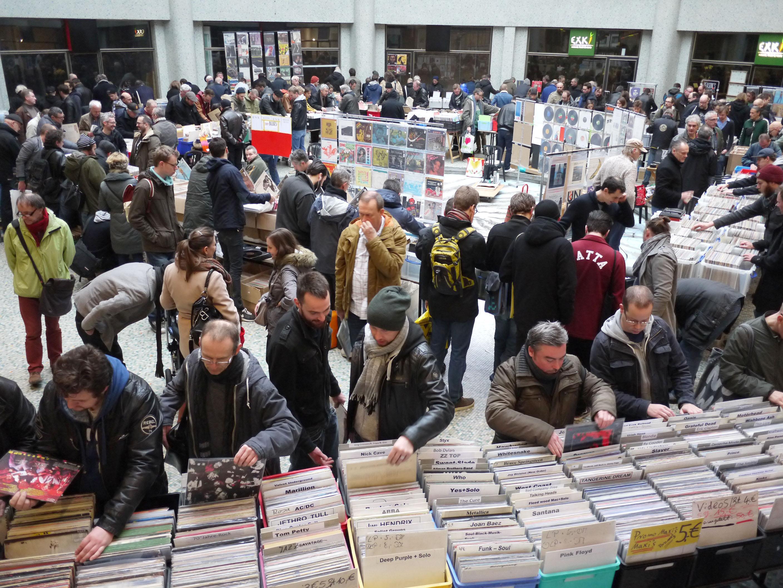 16ème Foire aux Disques Vinyls du Bruxelles