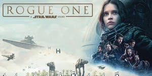 ROGUE ONE: A STAR WARS STORY @ The Lost Format Society