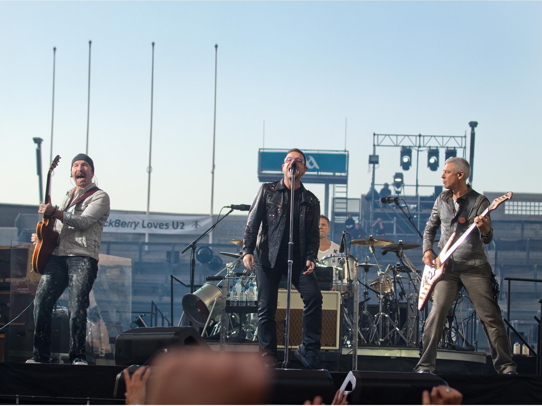 The Church | U2 tribute U2Baby
