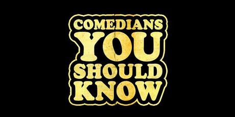 Comedians You Should Know NYC  tickets