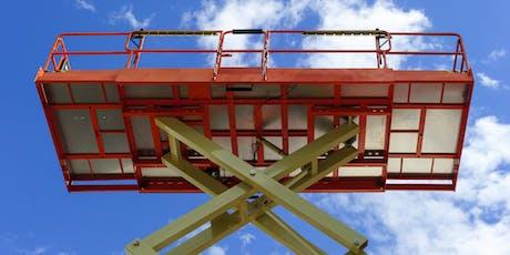 Aerial Lift Operator Training ($150+tax) tickets