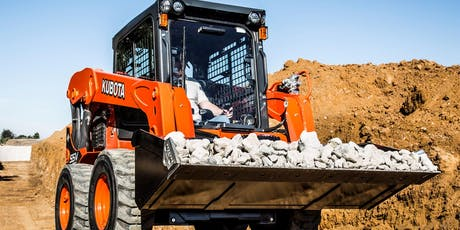Skid Steer Loader Operator Safety Training ($175+Tax) tickets