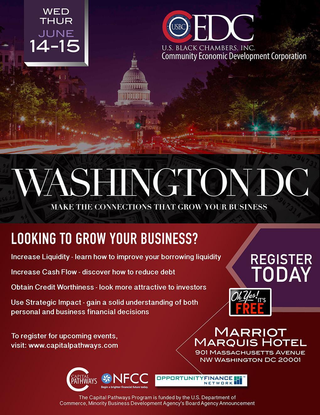 Capital Pathways - Washington DC