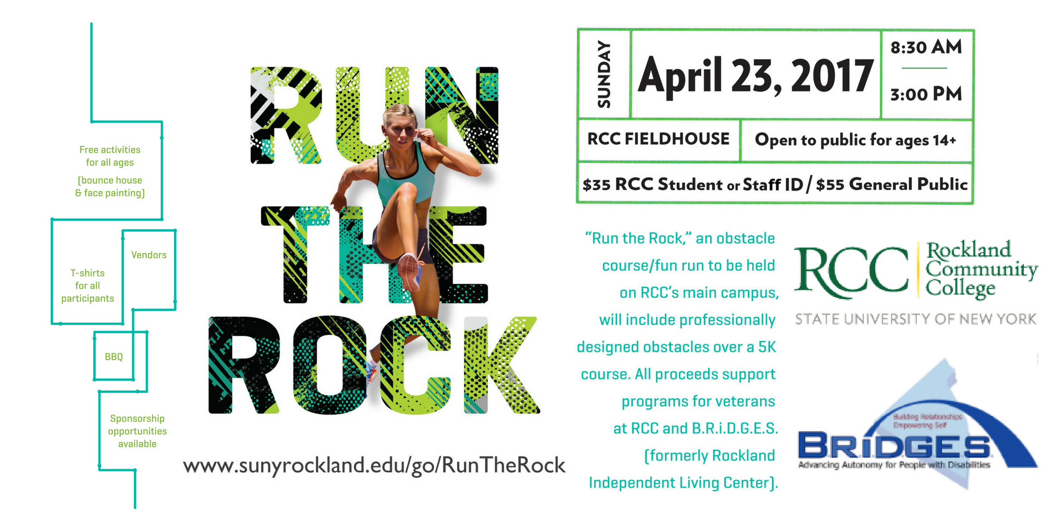 Run the Rock - Obstacle Course in Support of
